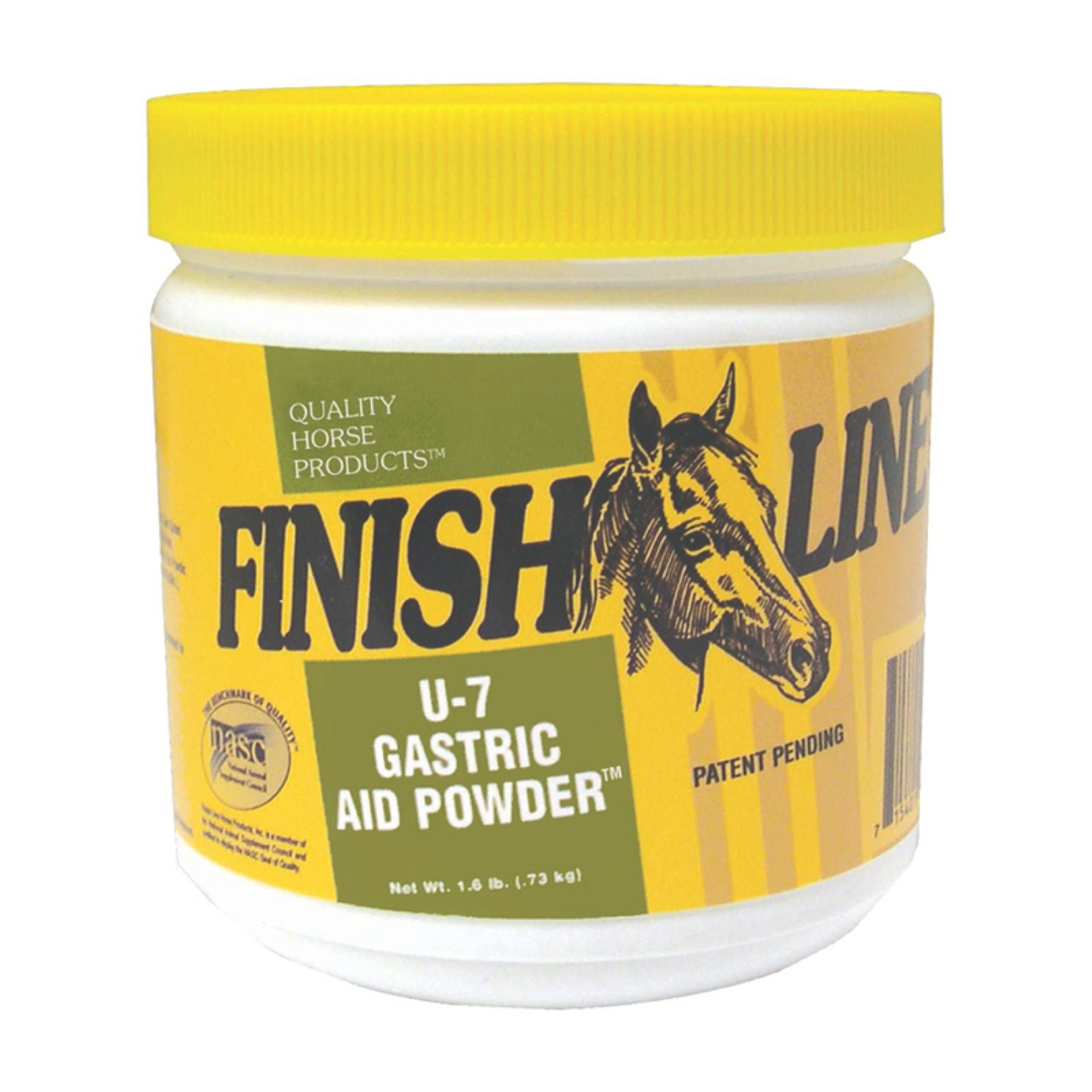 Finish Line U7 Gastric Aid Powder Horse Supplement