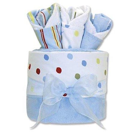 Swiss Blanket (Dr. Seuss Blanket Gift Cake )