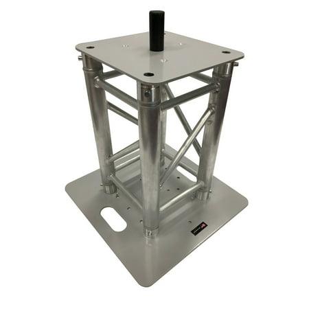 "0.5M/ 1.64 ft. Aluminum Truss Totem Heavy Duty Speaker Stand System DJ PA F34 Type 2"" Trussing"