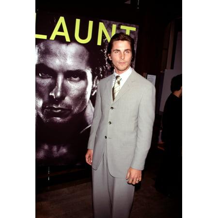 Christian Bale At Celebrating Of Flaunt MagazineS 400 Cover Ny 41200 - 400 Magazine