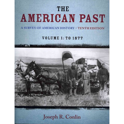 The American Past: A Survey of American History, to 1877