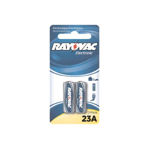 Rayovac Alkaline 23A Mercury-Free Batteries, 2pk