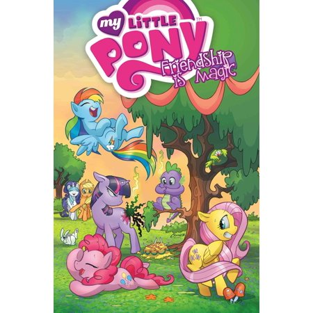 My Little Pony: Friendship is Magic Volume 1 (Come Fill My Glass Up A Little More)