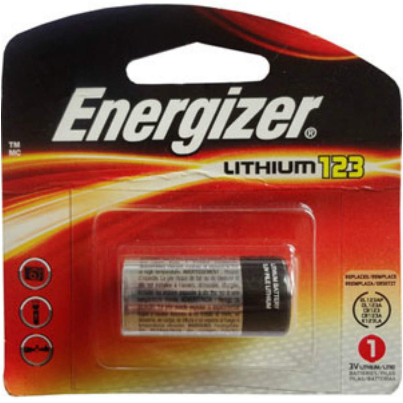 (12 Pieces) Energizer Lithium CR123 3V Lithium Batteries EXP 2024 + FREE SHIPPING!