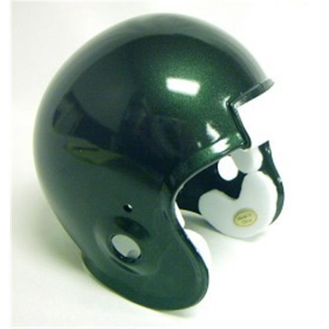 Wingo Sports Group WSG2027 Micro Football Helmet Shell - Midnight Green