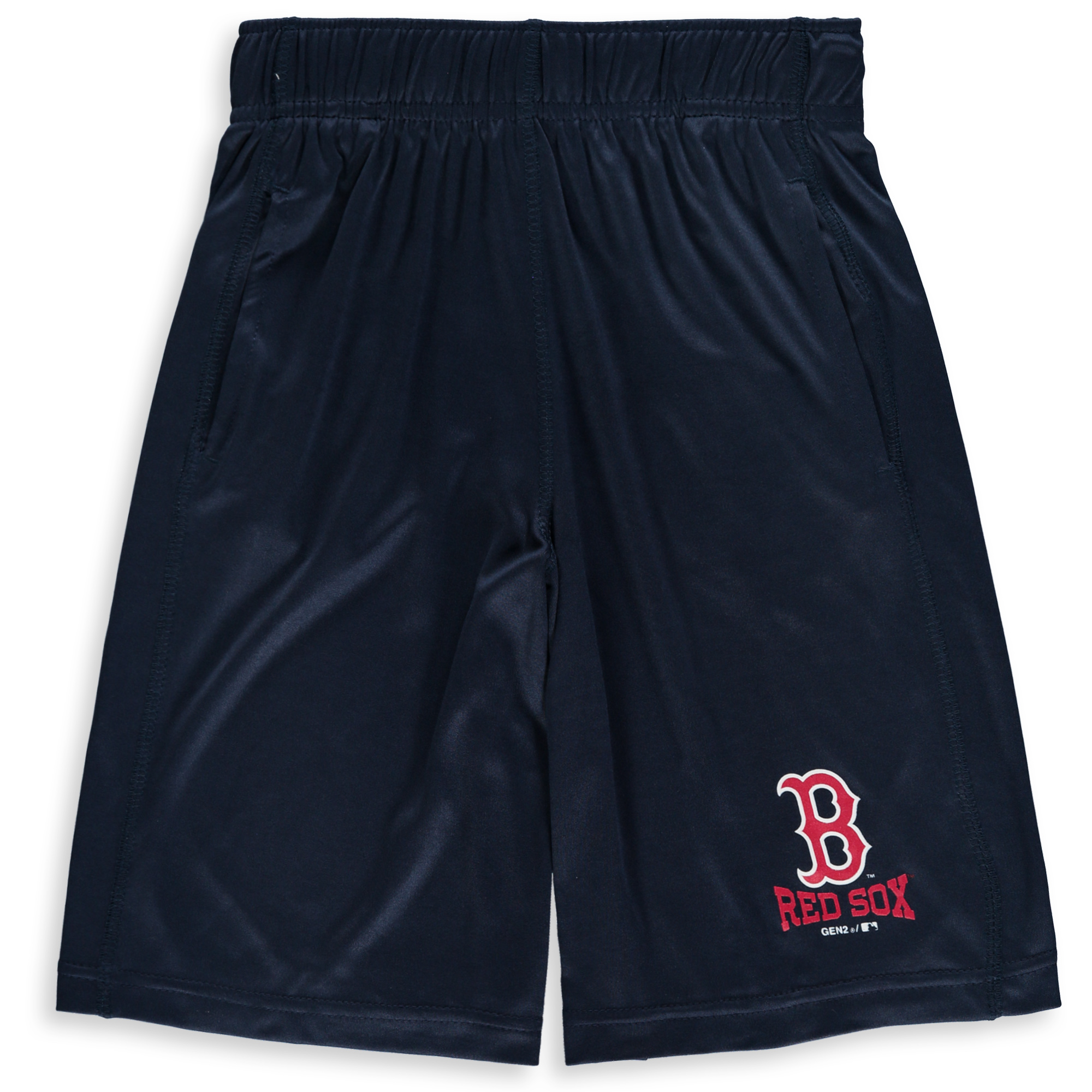 Boston Red Sox Youth Link Up Performance Shorts - Navy
