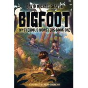 Bigfoot : Mysterious Monsters
