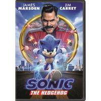 Sonic the Hedgehog (DVD)
