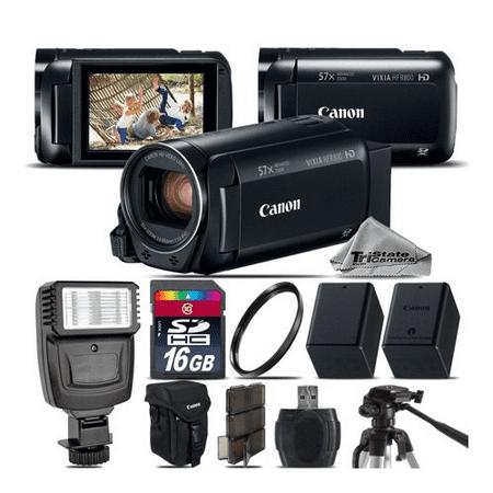 Canon VIXIA HF R800 Camcorder - Kit A2
