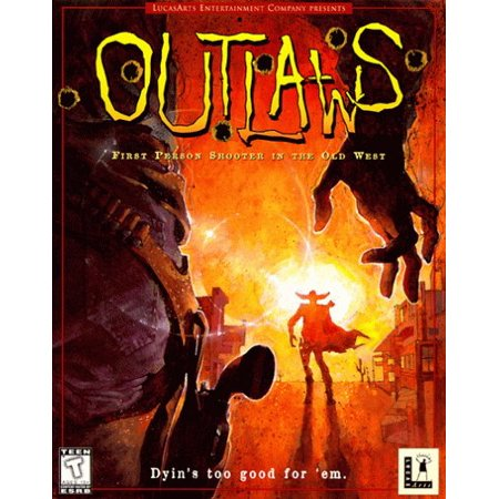 Outlaws PC Game