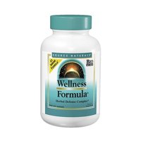 Source Naturals Wellness Formula Herbal Defense Complex 240 Capsule