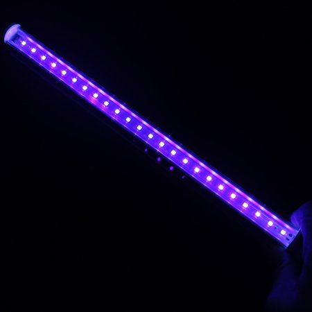 30CM LED Germicidal Ultraviolet Lamp UV Light Bar for Bathroom Kitchen Toilet - image 6 de 8