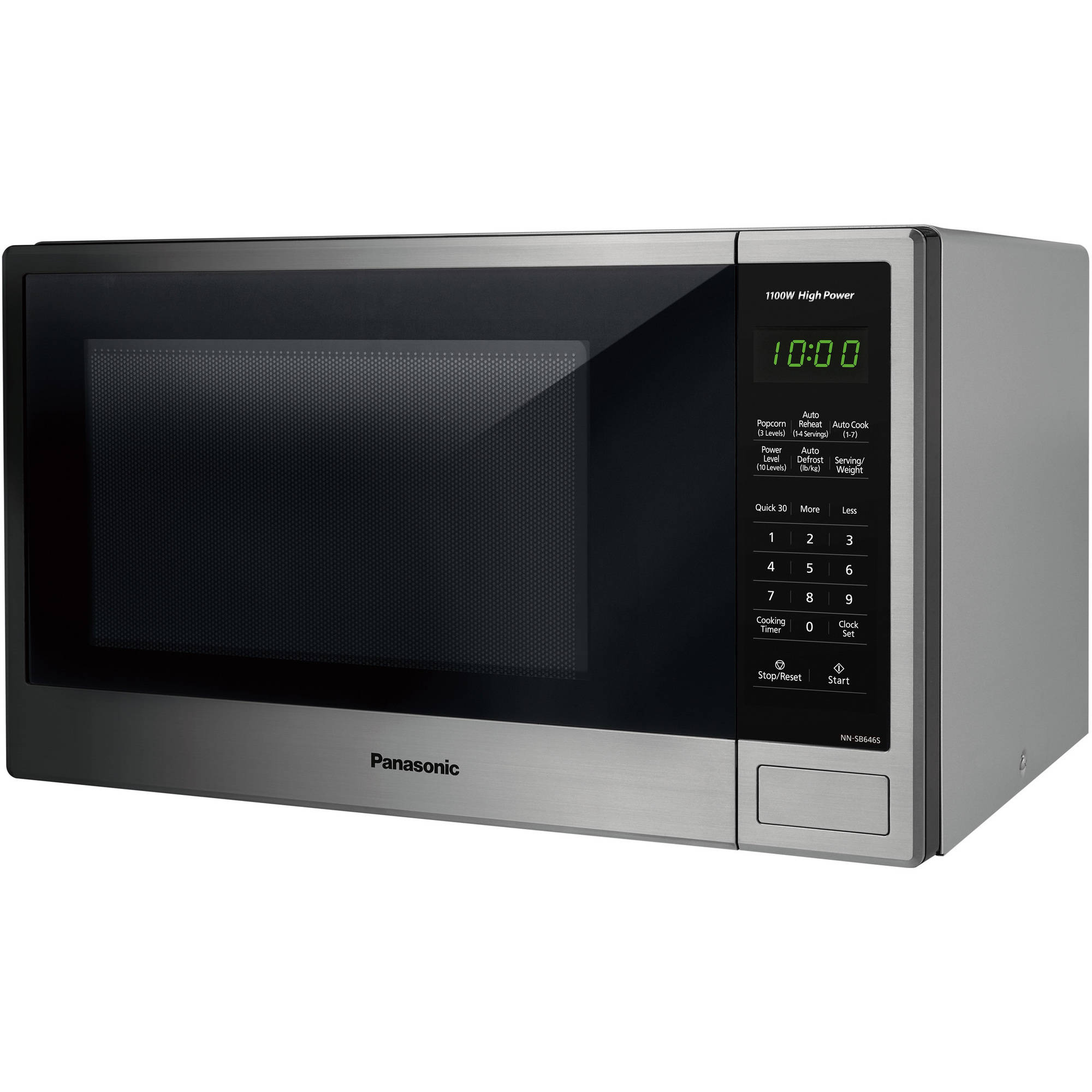 Panasonic Ft Cu 1 3 Microwave Oven Stainless