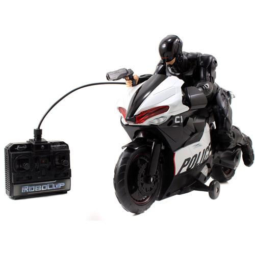 Jada Toys Robocop Radio Control Cycle