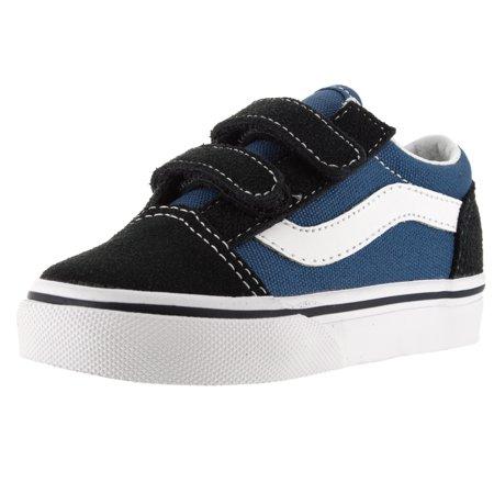 Vans Toddlers Old Skool V Skate Shoe](Vans Toddler Shoes)