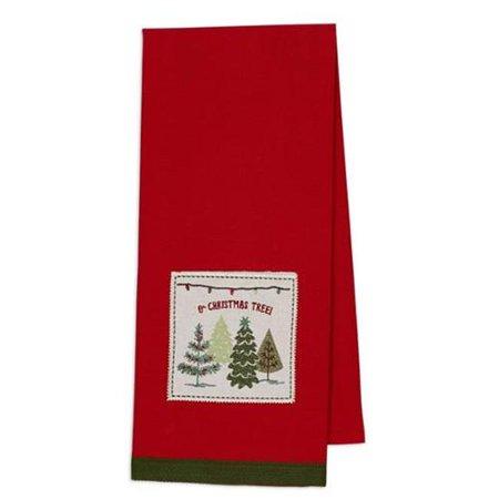 Design Imports 2 Piece Dashing Through The Snow O Christmas Tree