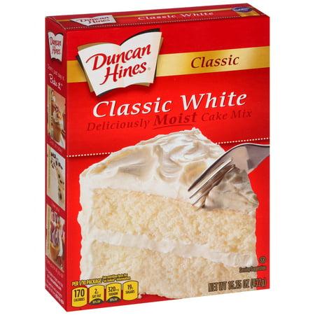 Duncan Hines Classic Butter Recipe Fudge Cake Mix