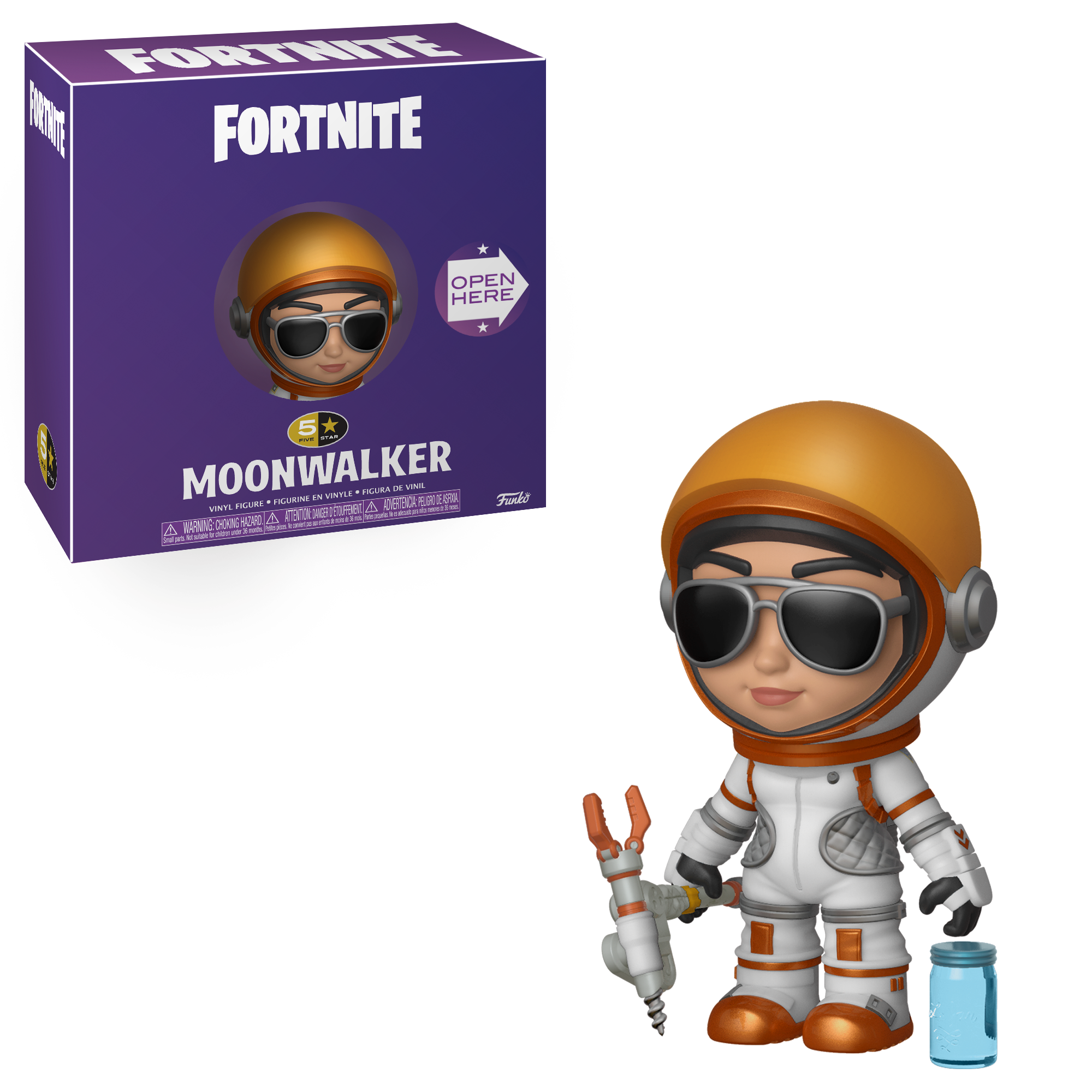 Funko 5 Star: Fortnite S1a - Moonwalker