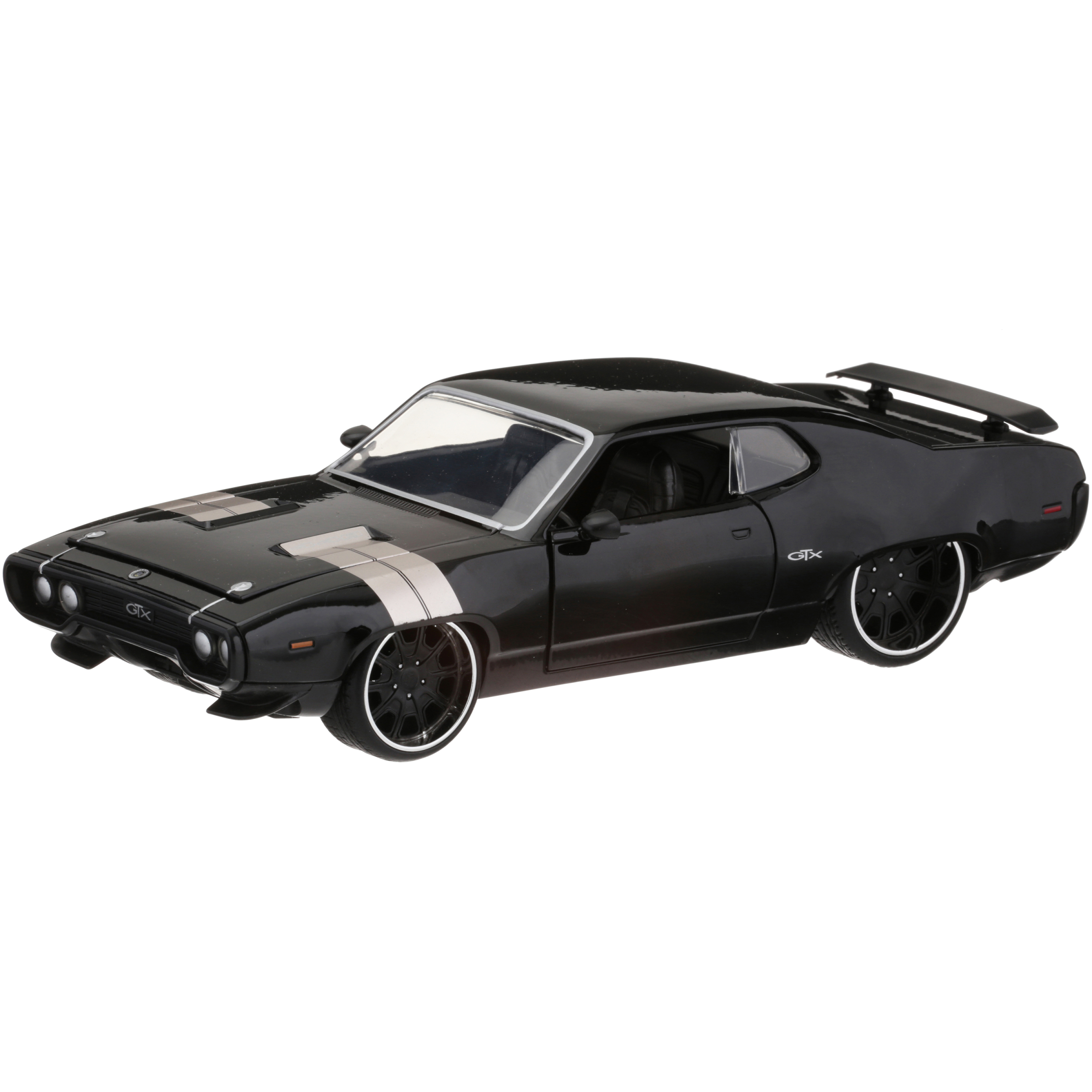 Jada® Fast & Furious™ F8 Collector Series Dom's Plymouth GTX Die Cast Collectible Car
