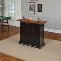 Kingfisher Lane Home Bar in Black Oak