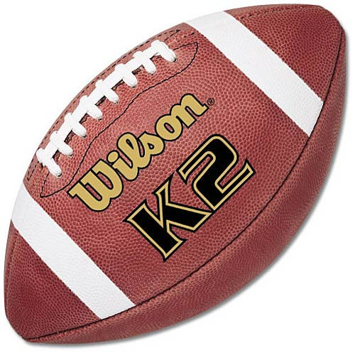 Wilson K2 PeeWee Game Football