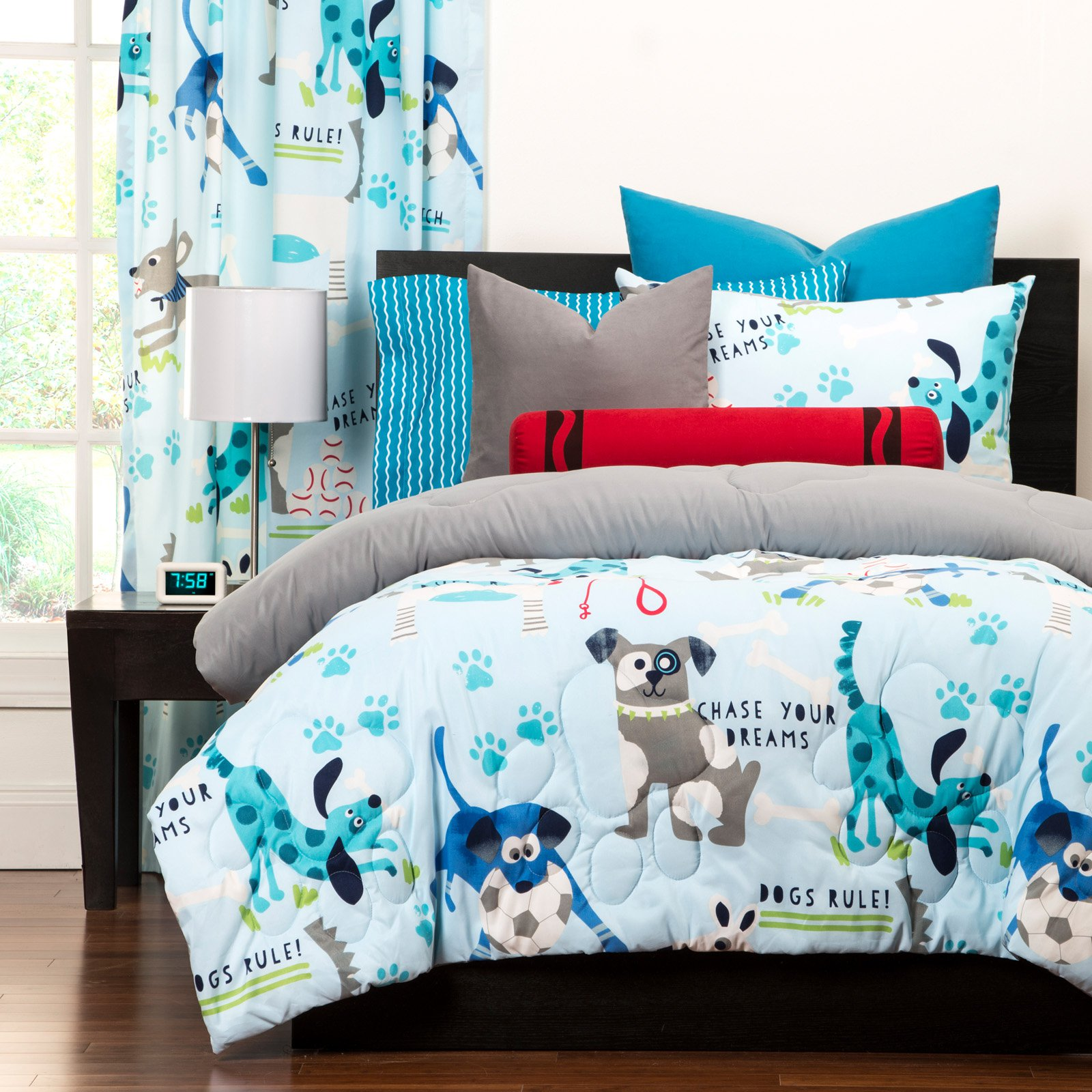 Crayola Chase Your DreamsFull/Queen Comforter Set