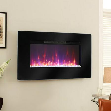 Muskoka Electric Wall Mounted Fireplace Reviews Fireplaces