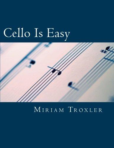 Cello Is Easy by