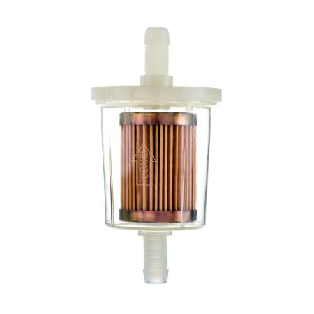 - Attwood 12562-6 Universal 40-Micron Outboard Engine Marine Fuel Filter