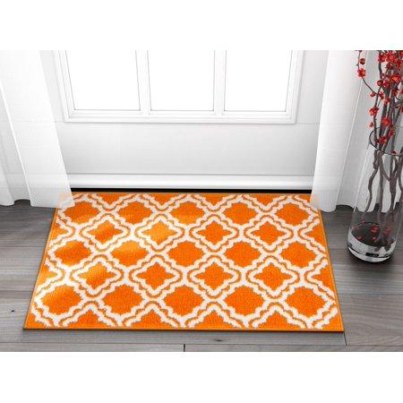 Well Woven Small Rug Mat Doormat Modern Kids Room Kitchen Rug