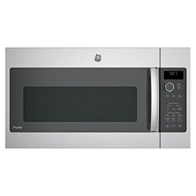 "PVM9215SKSS 30"" Over-the-Range Microwave Oven with 2.1 cu. ft. Capacity  Four-speed 400-CFM Venting"