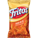 Fritos Barbecue Flavored Corn Chips, 9.25oz