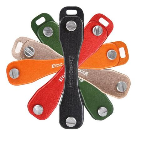 Hard Oxide Aluminum Smart Holder Organizer Key Clip Folder Portable Chain - Pocket Chain