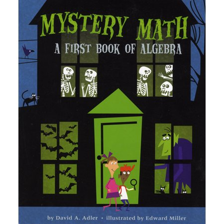 Mystery Math : A First Book of -