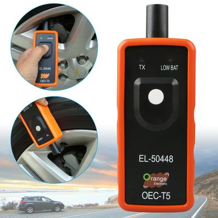El 50448 Tpms Reset Relearn Tool Auto Tire Pressure Monitor Sensor
