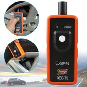EL-50448 TPMS Reset Relearn Tool Auto Tire Pressure Monitor Sensor for GM Car, On-Board Diagnostic OBDII