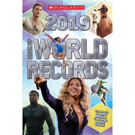 Scholastic Book of World Records (2019)