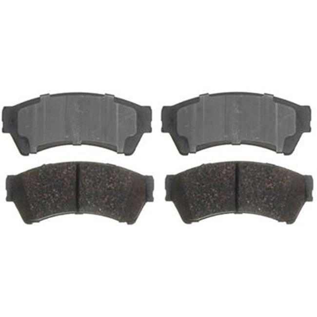 RM Brakes SGD1164C Service Grade Ceramic Disc Brake Pad Set