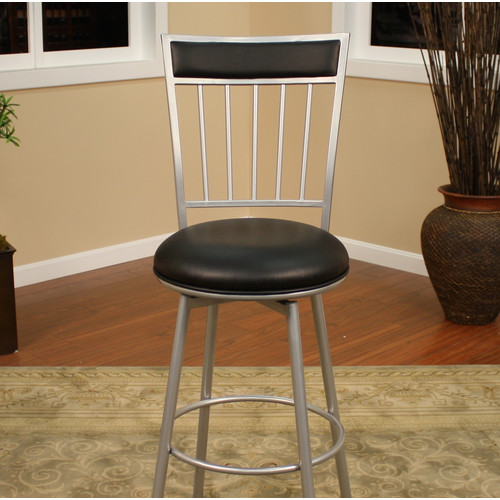American Heritage Alliance 30'' Swivel Bar Stool