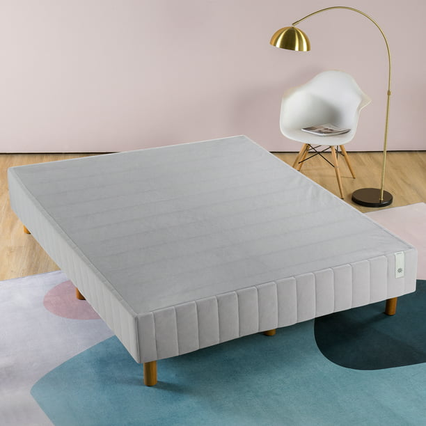 "ZINUS GOOD DESIGN Winner Justina 16"" Metal Mattress Foundation, Twin XL"