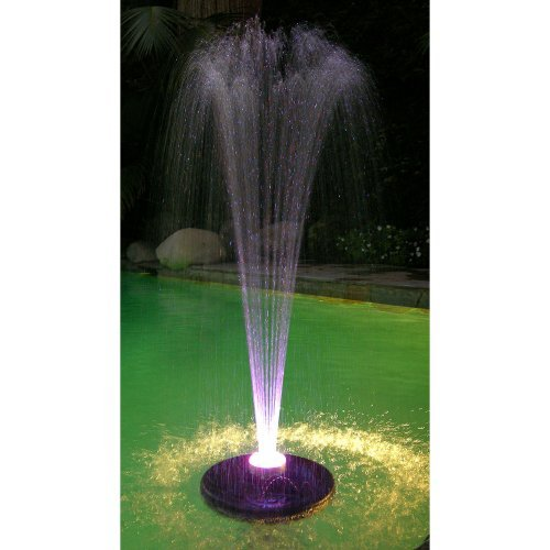 Alpine Floating Spray Outdoor Fountain