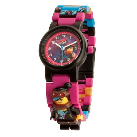 Clic Time - LEGO Movie 2 Minifigure Link Watch, Wyldstyle