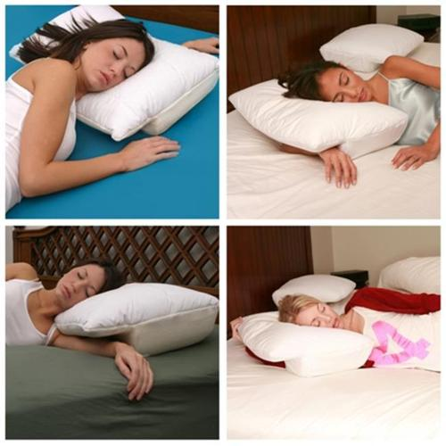 Living Healthy Products BSP-001-01 Better Sleep Pillow