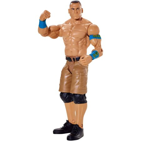 WWE Wrestling John Cena Action Figure Superstar Scale 6""
