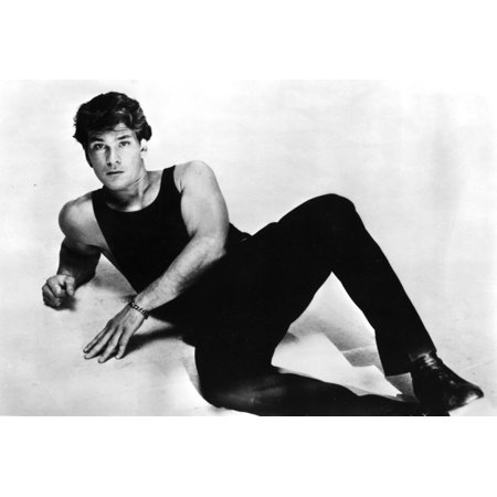 Castle Photo - Patrick Swayze as Johnny Castle Photo Print