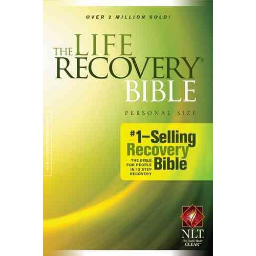 The Life Recovery Bible: New Living Translation, Personal Size
