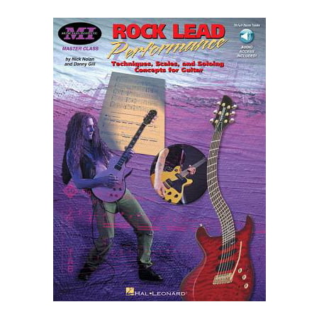 Rock Lead Performance : Techniques, Scales and Soloing Concepts for Guitar (Danny Gatton Guitar)
