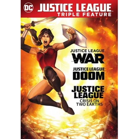 DCU Justice League: War / Doom / Crisis on Two Earths (The Doom That Came To Atlantic City)