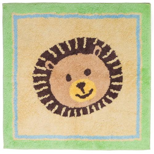 Pam Grace Creations Zoo Babies Rug