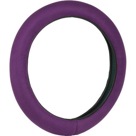 Bell Automotive Purple Stress Releiver Hyper Flex Core Steering Wheel Cover